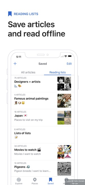 6fe2732a5f8a31 Wikipedia on the App Store