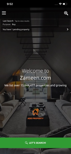 Zameen: No  1 Property Portal on the App Store