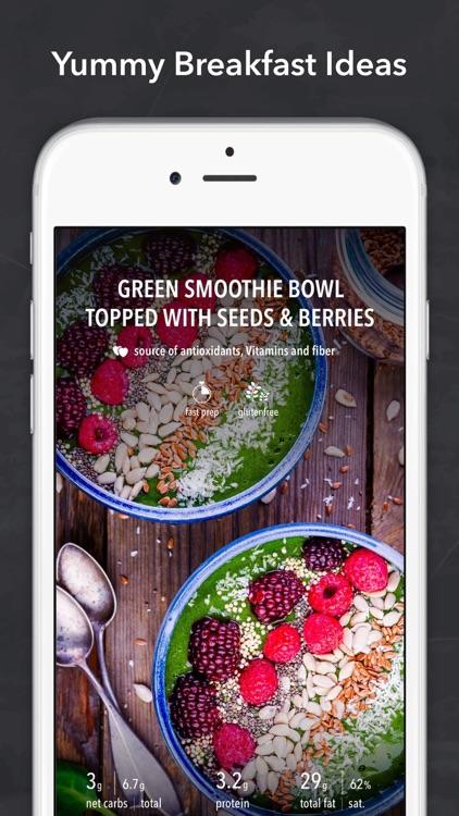 Keto diet & Ketogenic recipes screenshot-3