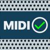 DejaWorks LTD - MIDI Check - Diagnose Tool アートワーク