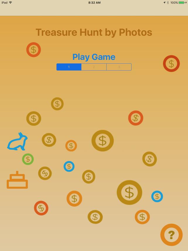 Treasure Hunt By Photos Screenshot