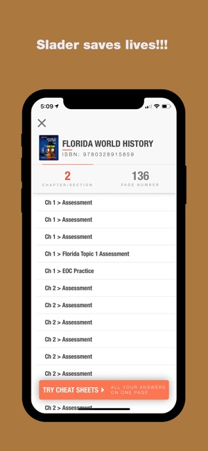 Slader Math Homework Answers on the App Store