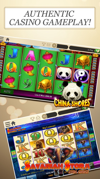 Turning Stone Online Casino screenshot-0