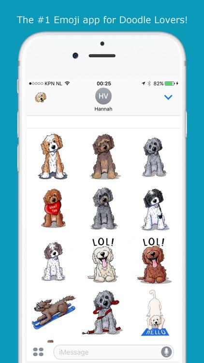 DoodleMoji - Emoji & Stickers screenshot-4