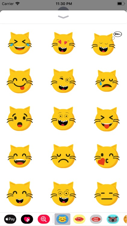 boycat emois sticker