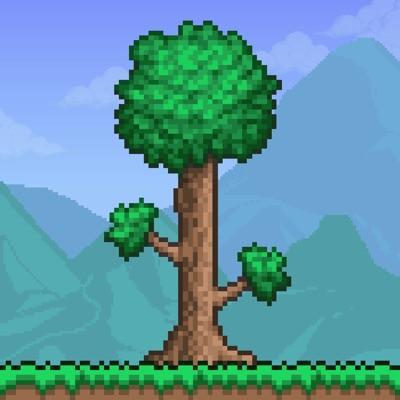 Terraria en top de juegos de mundo abierto para Android y iOS
