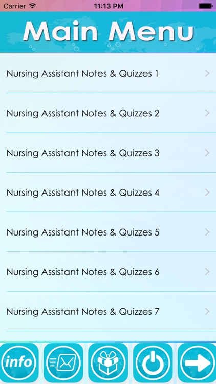 Nursing Assistant Exam Review