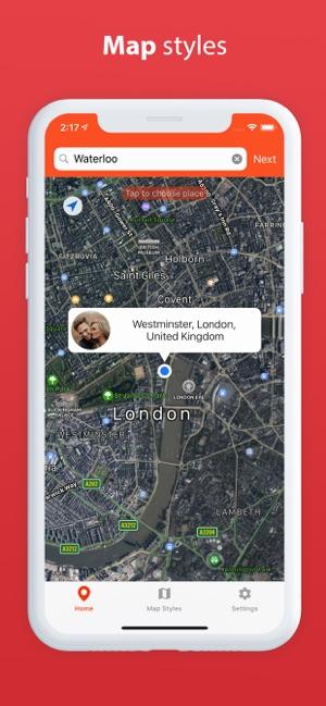 VPNa - Fake GPS Location on the App Store