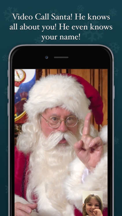 Santa Video Call and Tracker™ screenshot-0