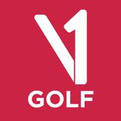 V1 Golf app review