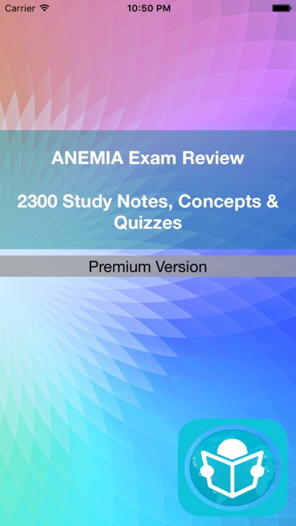 ANEMIA Exam Prep: Terms & Quiz