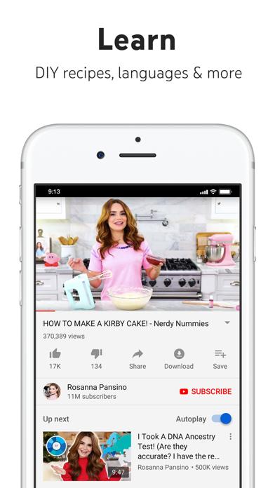 download YouTube: Watch, Listen, Stream apps 4