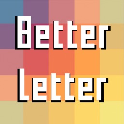 Better Letter word puzzle game