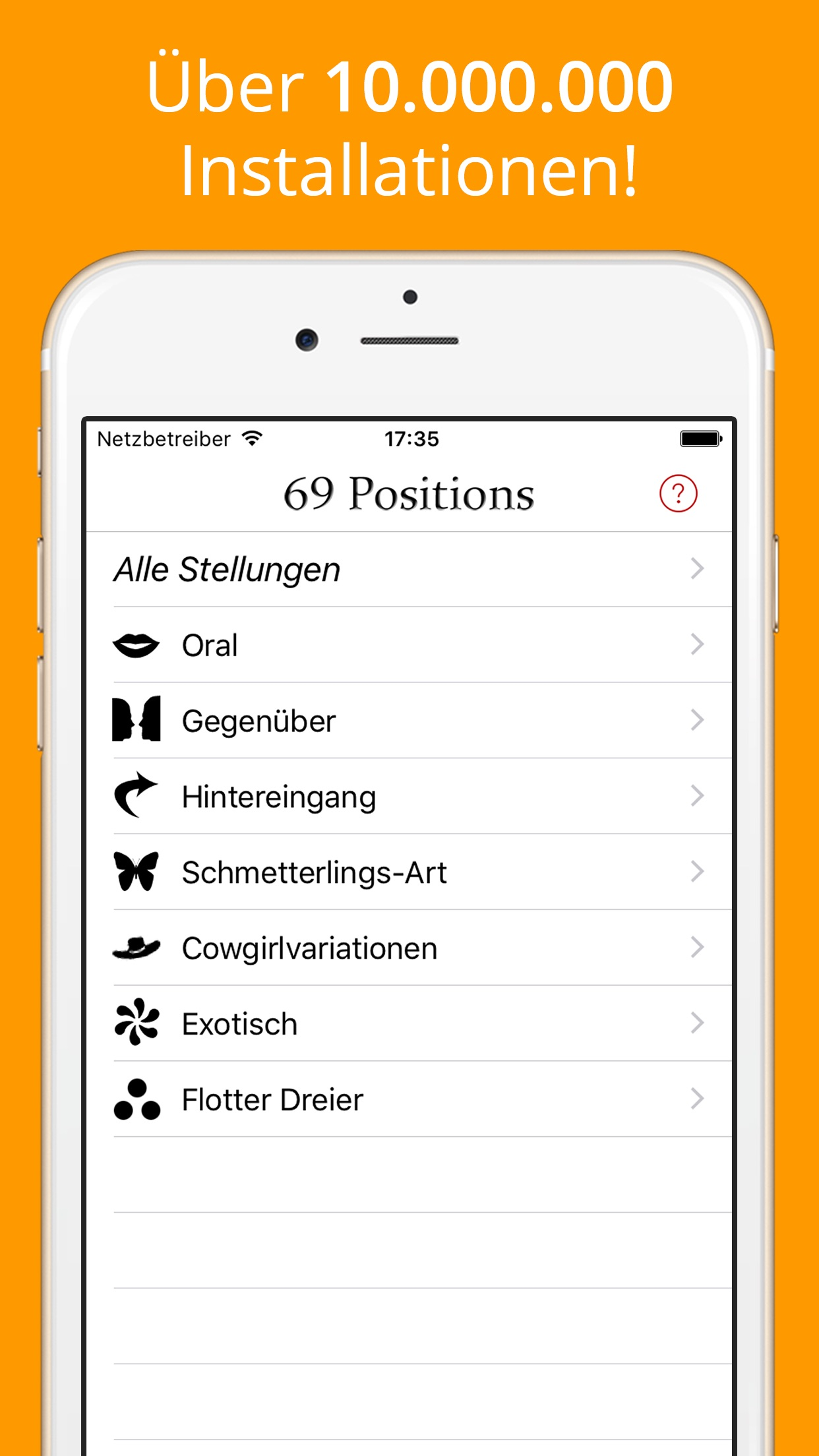 69 Positions - Sex Positions Screenshot