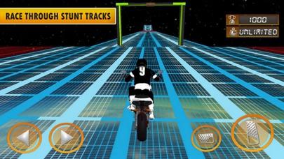 Stunts Bike Track Master screenshot one