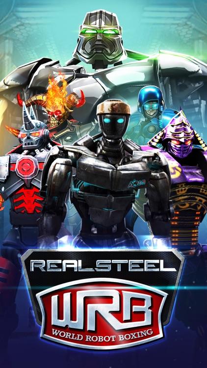 Real Steel World Robot Boxing screenshot-0