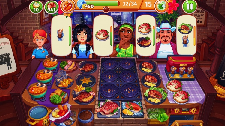 Cooking Craze: Restaurant Game screenshot-9