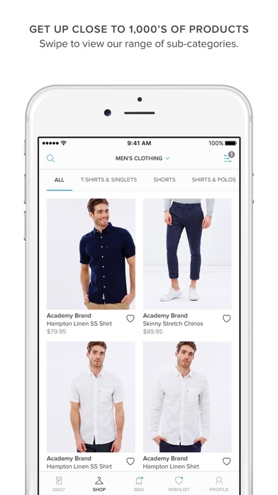 Download THE ICONIC – Fashion Shopping for Pc