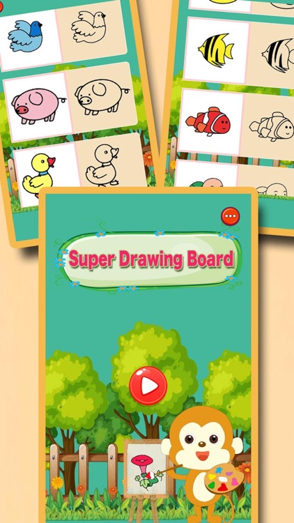 Super Drawing Board