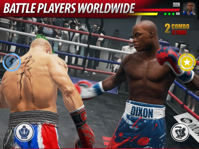 Real Boxing 2: ROCKY on the App Store