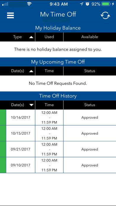 My Walmart Schedule - App - Apps Store