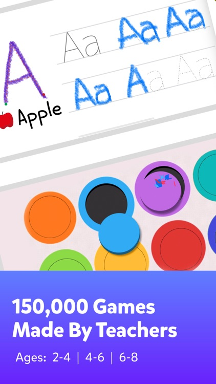 TinyTap: Kids' Learning Games screenshot-0