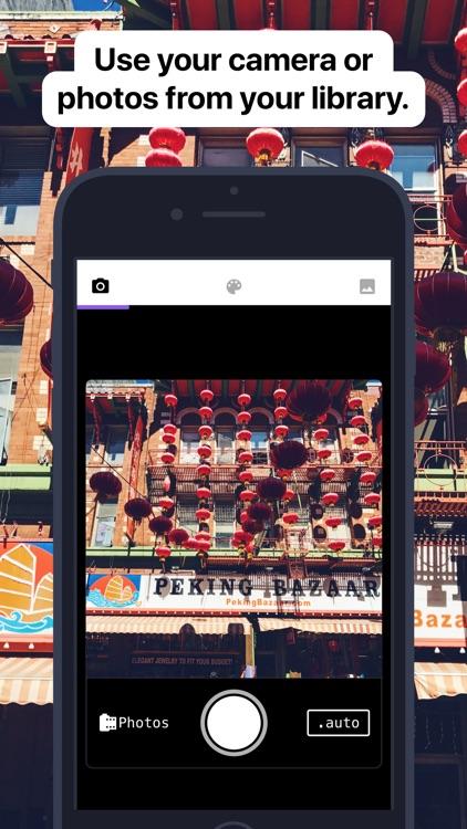 Palette Cam screenshot-3