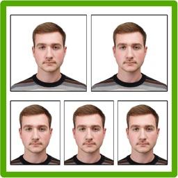 ID Photo Maker– Passport Photo
