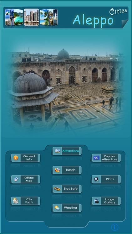 Alep Offline Map Travel Guide
