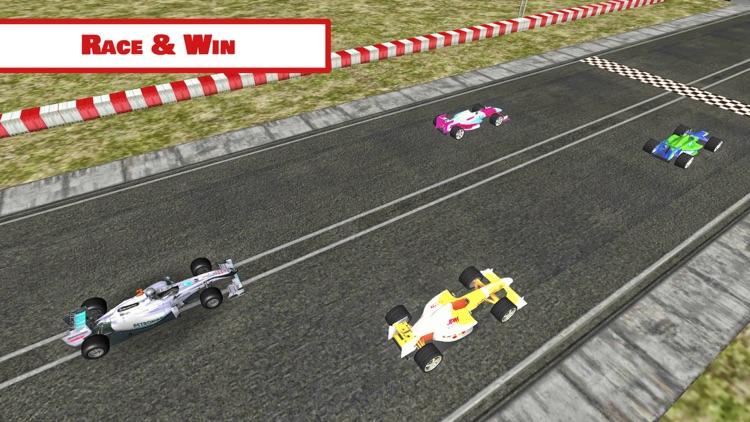 Formula 3d Racing Drive screenshot-4