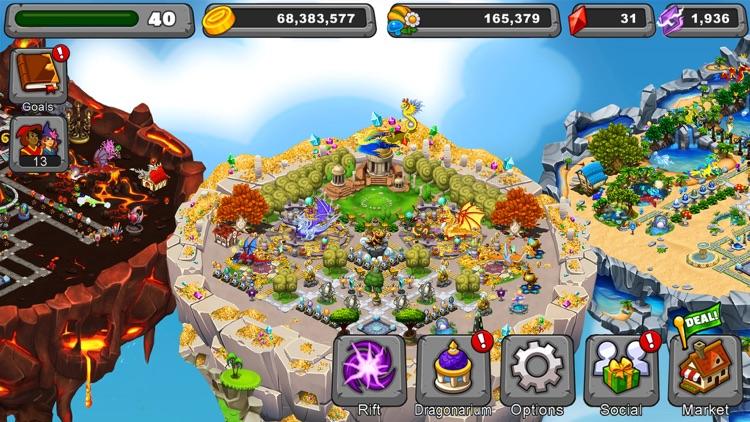 DragonVale screenshot-4