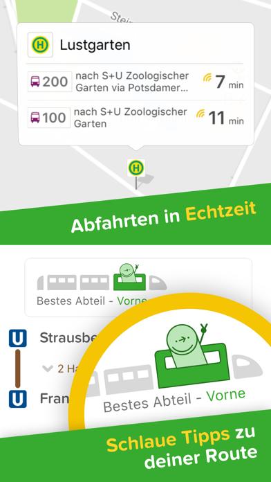 Screenshot for Citymapper - Öffi Routenplaner in Germany App Store