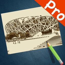Ícone do app Instant Sketch Pro