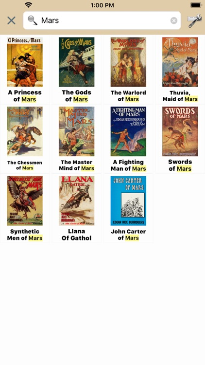 Edgar Rice Burroughs Editions screenshot-7
