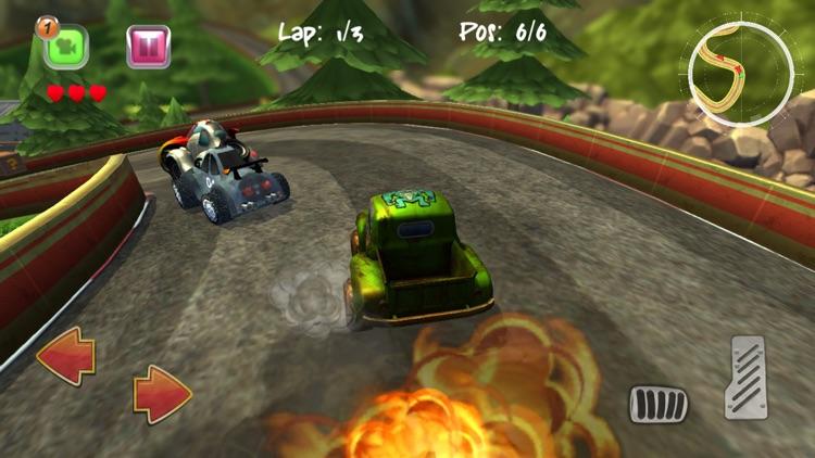 Cartoon Super Racer