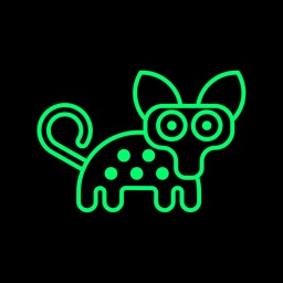 Neon Emoji Stickers