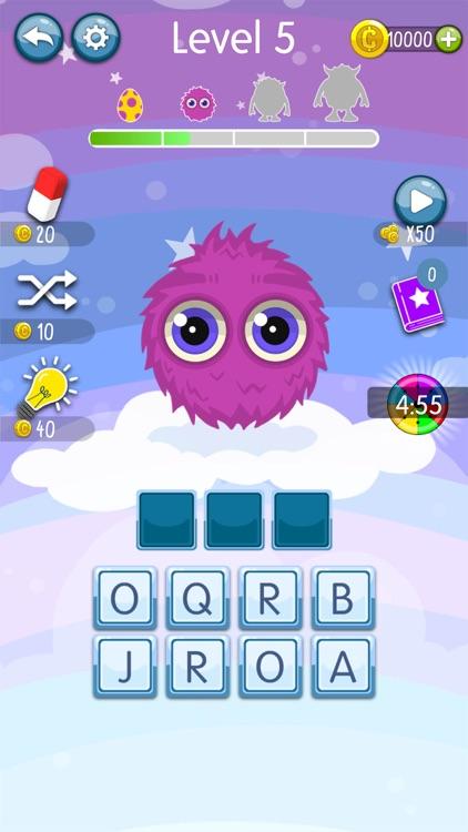Word Monsters: Word Game screenshot-5