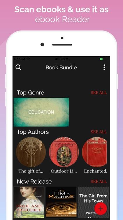 100k + ebooks-ebook Bundle screenshot-3