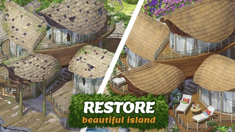 Tropical Forest: Match 3 Mania screenshot-5