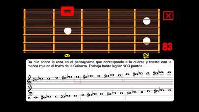 Screenshot for Leer Partitura de Guitarra PRO in Argentina App Store