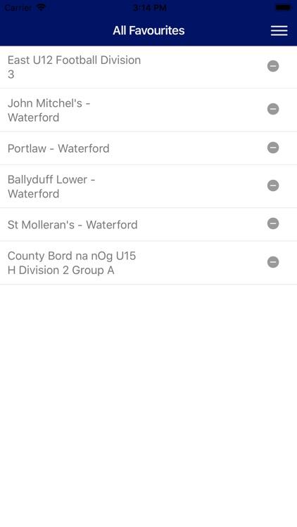 Waterford GAA screenshot-6