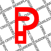 Puzzazz Crossword, Cryptic, Logic & Other Puzzles icon