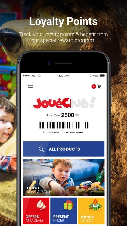 JouéClub Liban. screenshot-3