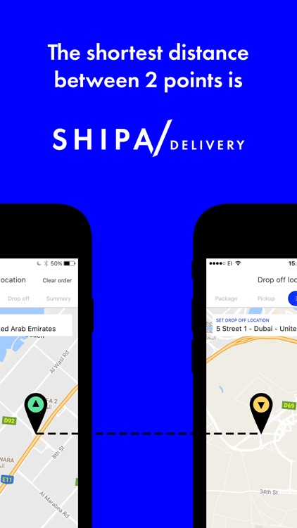 Shipa delivery