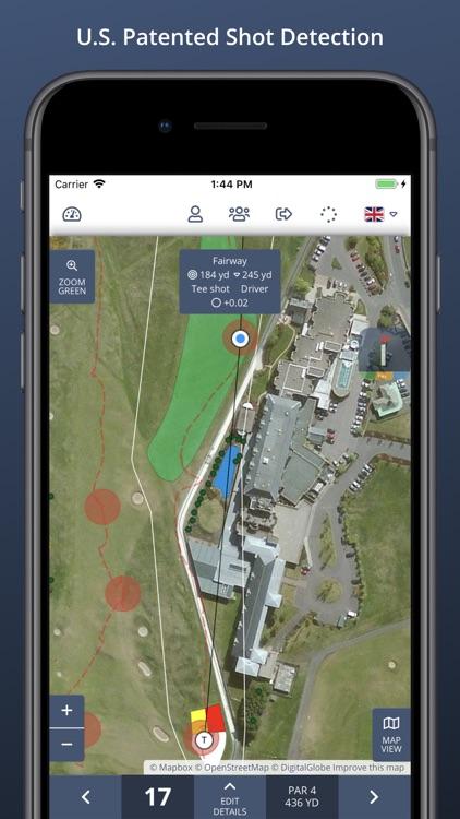 bebrassie: Golf GPS Tracking screenshot-4