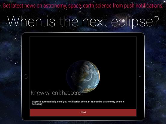 SkyORB screenshot