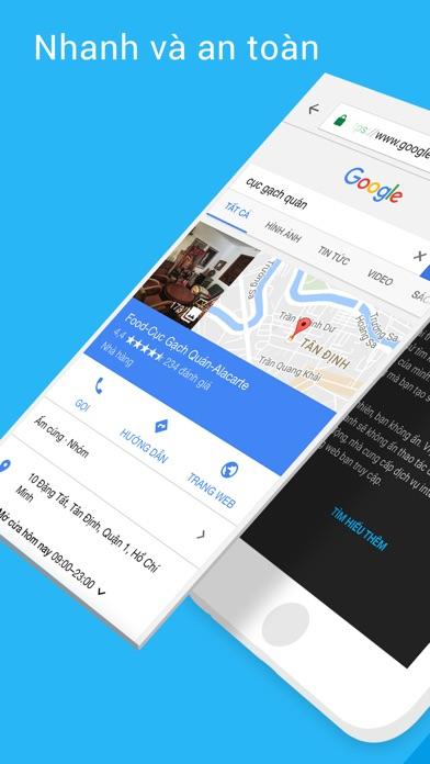 Screenshot for Google Chrome in Viet Nam App Store