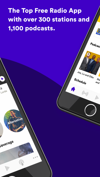 RADIO COM by Entercom Communications Corp  (iOS, United States