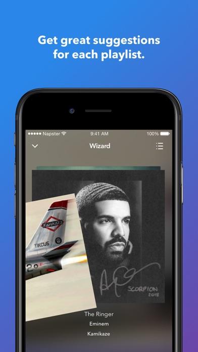 Napster - Top Music & Radio app image