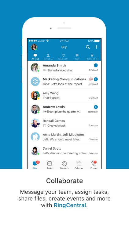 RingCentral Phone – (iOS Apps) — AppAgg